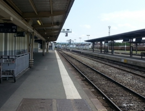 Défense du service public ferroviaire Lyon vendredi 28.