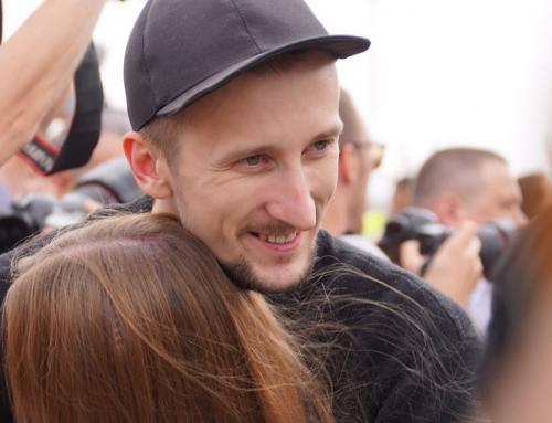 Sentsov et Koltchenko libres : le combat continue.