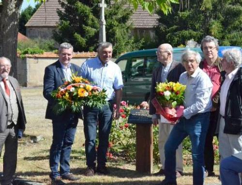 Samedi 27 juin 10h Franchesse hommage à Pierre Brizon.