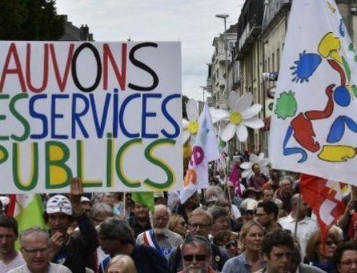 Défense des salariés, défense du service public, défense de l'école : les prochains jours.