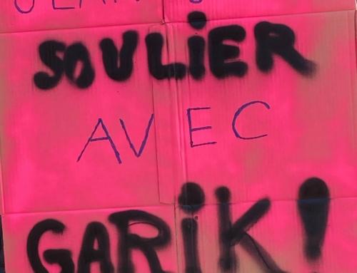 Non à l'expulsion de la famille Sargsyan !