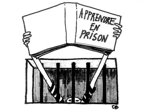 Les enseignants mis à disposition dans les prisons défendent leur mission.